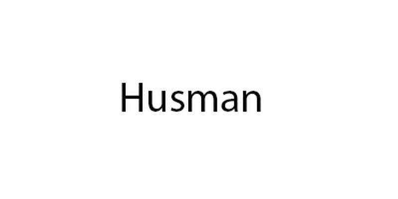 Logo for Husman