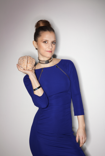 Katarina Gospic Brain researcher, writer and entrepreneur