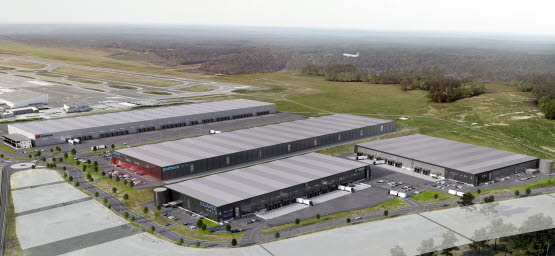 Logistics Park Airport City Göteborg