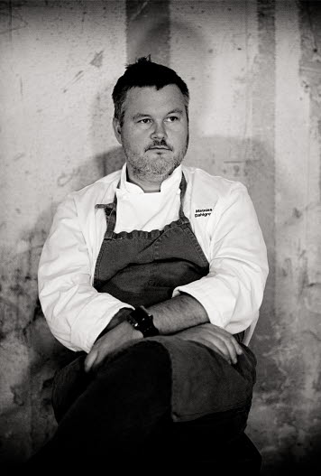 Mathias Dahlgren chef and restaurateur