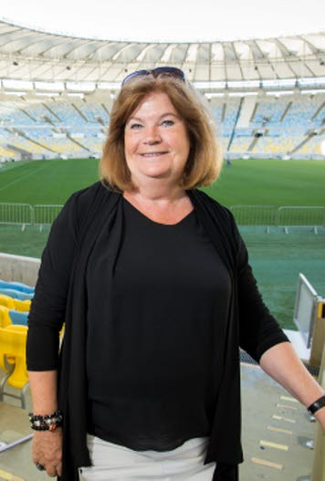 Gunilla Lindberg International Olympic Committee board member