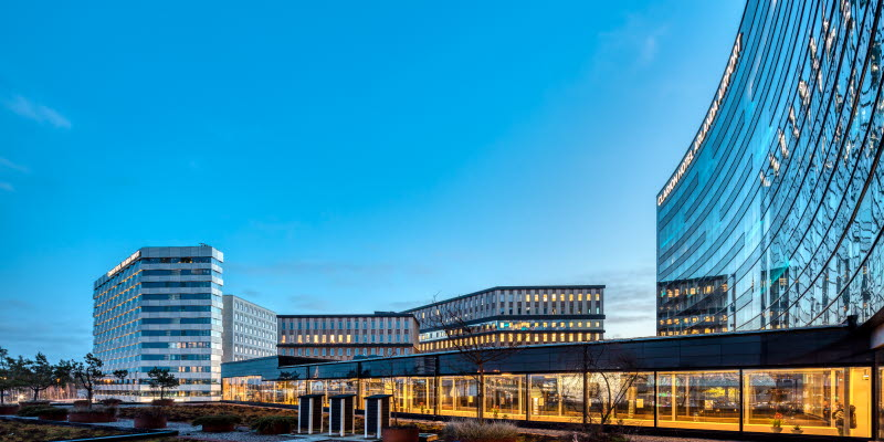 Stockholm Arlanda AIrport and the Comfort Hotel Arlanda