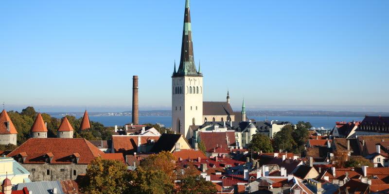 Kyrka i Tallinn