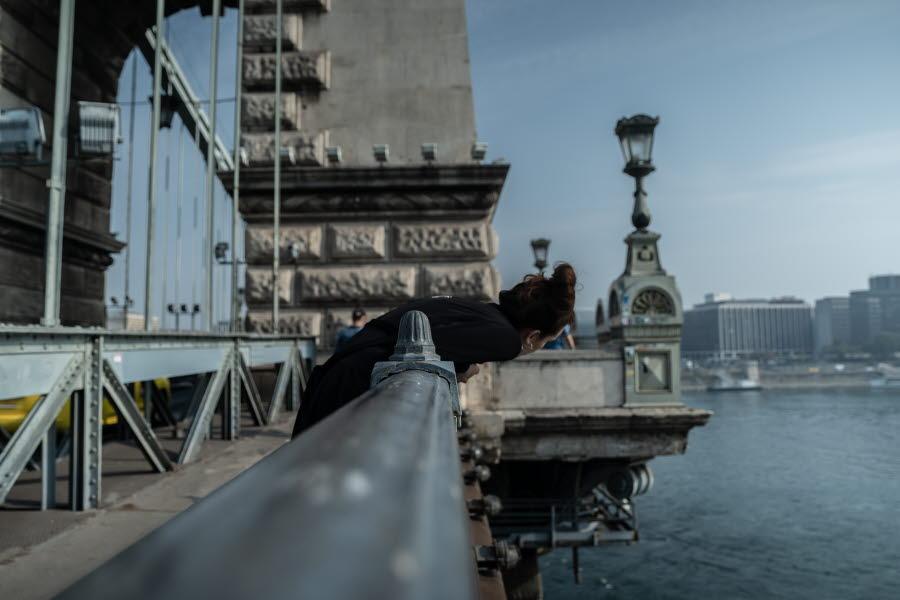 En bro i Budapest