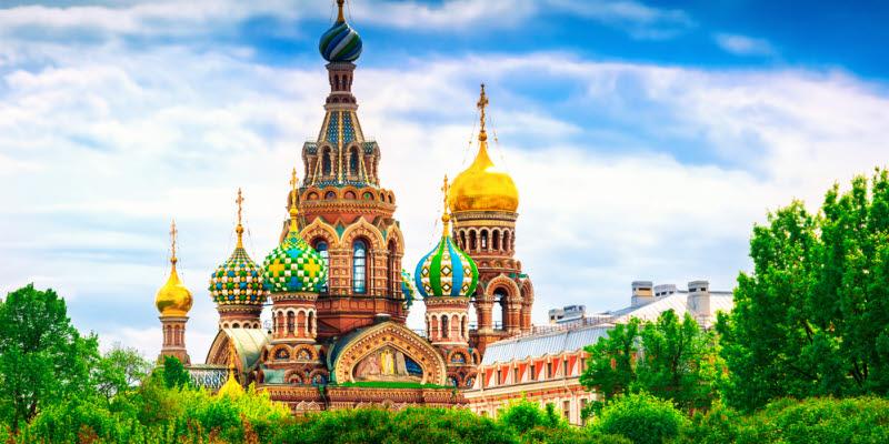 Sthlm St Petersburg