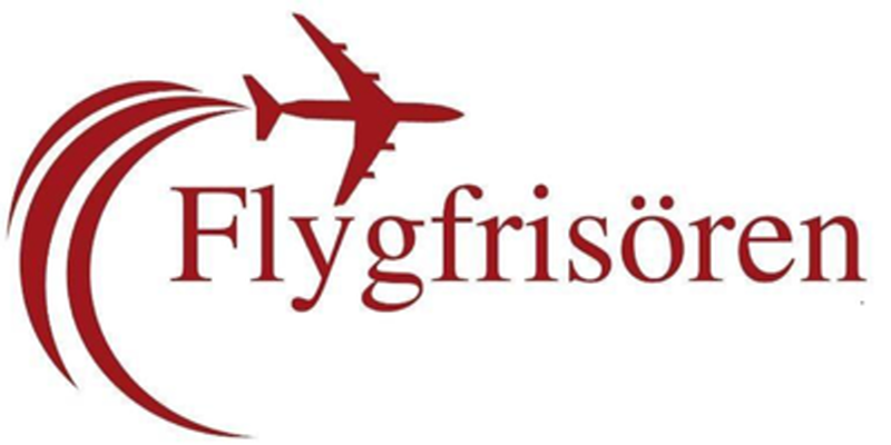Logo for Flygfrisören