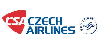 Logotyp Czech Airlines