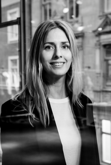 Helena Helmersson Head of Sustainability at H&M