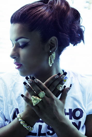 Linda Pira Rapper and hip hop musician