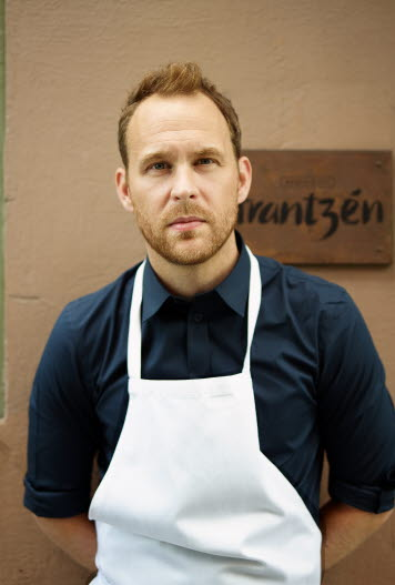 Björn Frantzén chef and restaurateur